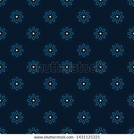 ornate elegant retro abstract floral design man and woman with stock photo © morphart