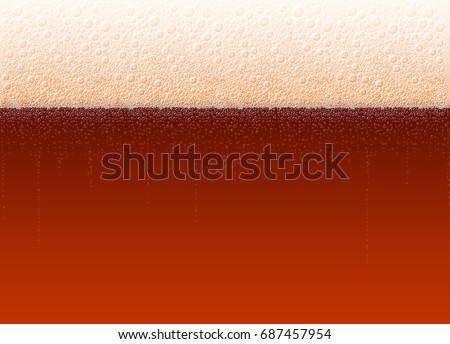Oktoberfest fresco escuro cerveja laranja celebração Foto stock © articular