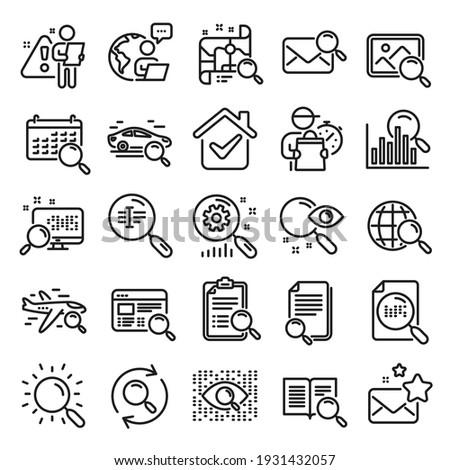 Mapa documento archivo vector icono mundo Foto stock © kyryloff