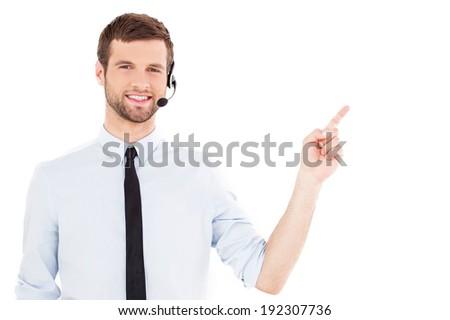 ビジネスの方々 ·  · 話し · 上司 · 指 · ポインティング · ビジネス - ストックフォト © feedough