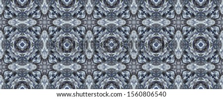 Stock photo: Christmas snowflakes set with complicated beautiful and filigree hand drawn snow stars for holiday o