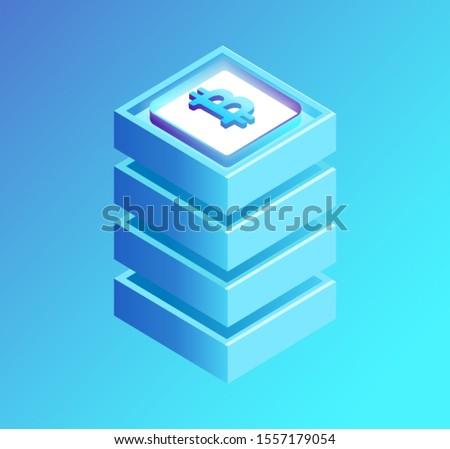 Csere érmék logo piac embléma üzlet Stock fotó © tashatuvango