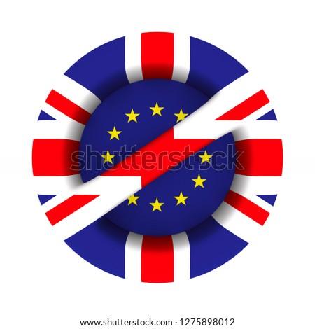 Евросоюз · краской · цветами · Европейское · сообщество · флаг - Сток-фото © iserg