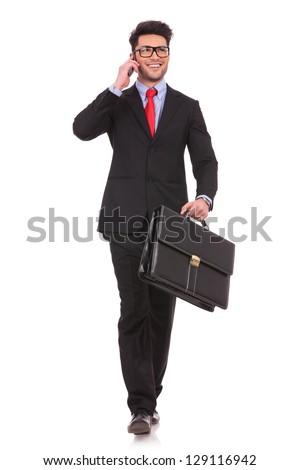 бизнесмен · ловушка · Cartoon · иллюстрация · служба · осень - Сток-фото © pikepicture