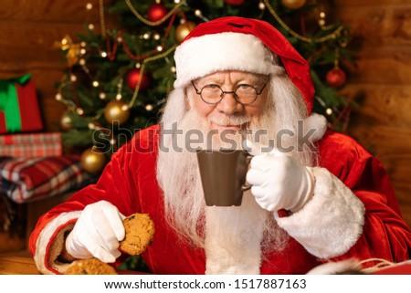 mok · thee · christmas · cookies · kaneel · drinken - stockfoto © pressmaster