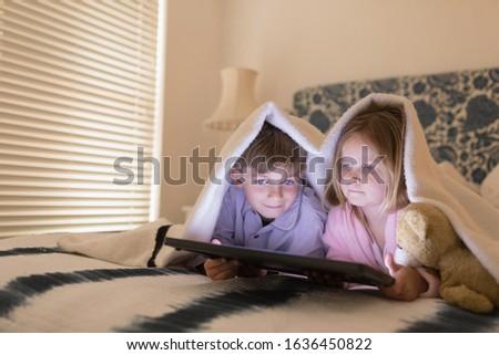 Vue cute numérique comprimé Photo stock © wavebreak_media