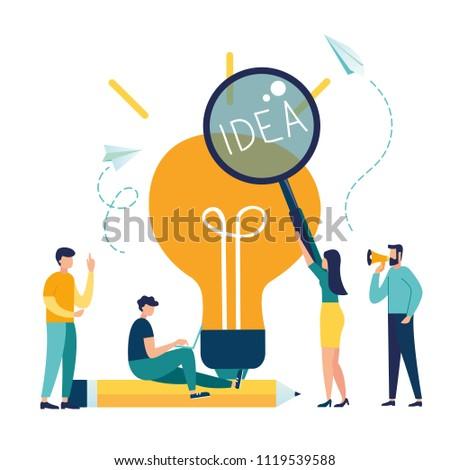 Online asszisztens munka promóció hálózat menedzser Stock fotó © natali_brill