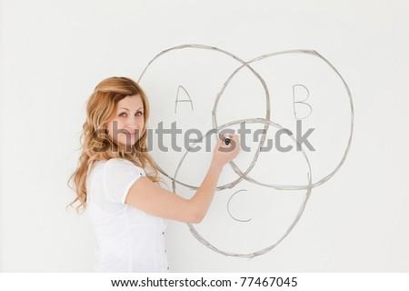 教師 見える カメラ 図面 ホワイトボード 学校 ストックフォト © wavebreak_media