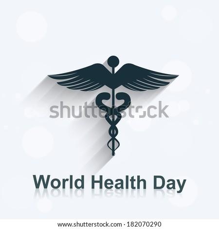 Tıbbi simge güzel dünya sağlık gün Stok fotoğraf © bharat