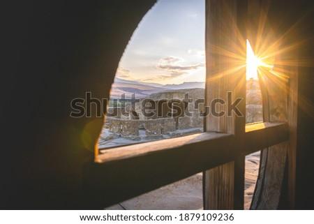 古代 オーソドックス 教会 アンティーク 洞窟 市 ストックフォト © master1305