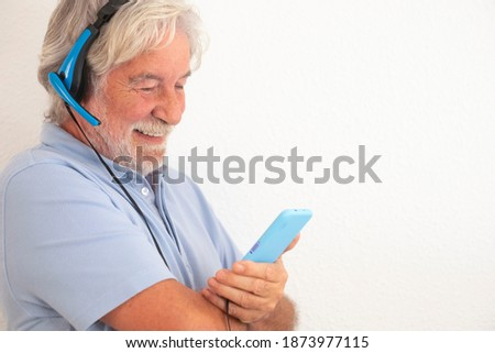 Close-up of microphone  against portrait of male friends toasting beer bottles Stock photo © wavebreak_media