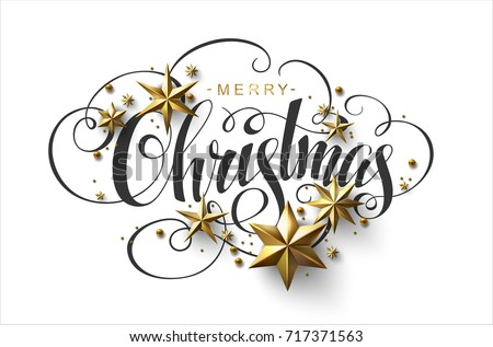 Vrolijk christmas gouden volume Stockfoto © SwillSkill