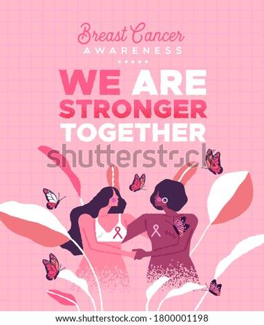 乳癌 文字 手 カード ピンク ストックフォト © wavebreak_media