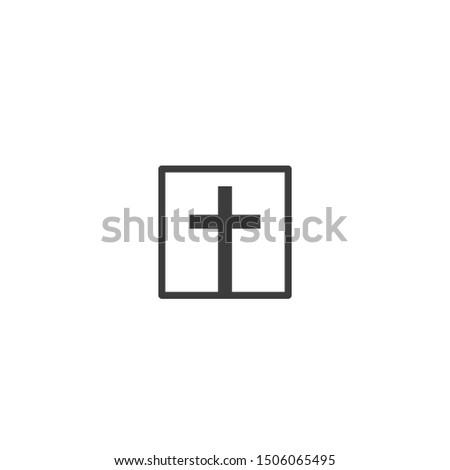czarno · białe · chrzest · ilustracja · dove · chrzcielnica - zdjęcia stock © kyryloff