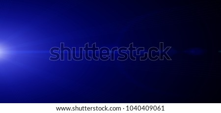 Abstract wide futuristic neon blurrerd background with radiant stains. Stock photo © MarySan