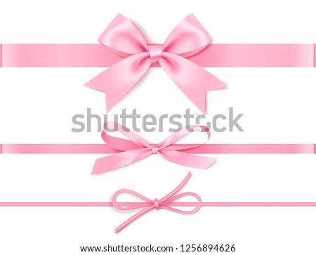 Luxury holiday gifts with white silk bow and ribbons on marble b Stock photo © Anneleven