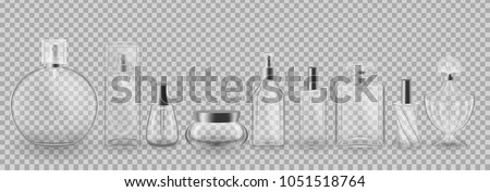 Perfume Bottles Stock photo © Fisher