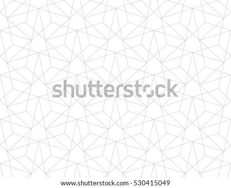 Sem costura geométrico cinza colorido padrão elegante Foto stock © bharat