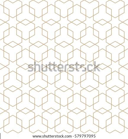 star · esagono · forme · pattern · abstract - foto d'archivio © SArts