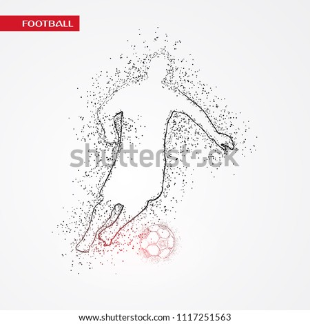 2018 fifa world cup banner vector championship russia 2018 soccer sport event announcement banner stock photo © pikepicture