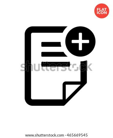 mappa · ikon · meg · trendi · stílus · izolált - stock fotó © kyryloff