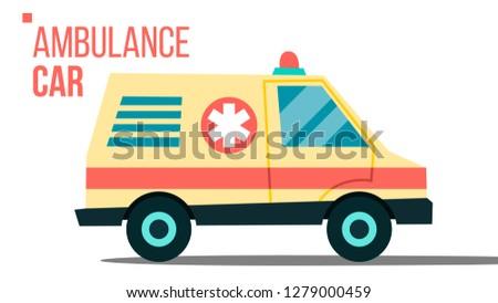 mentő · autó · vektor · ikon · piktogram · illusztráció - stock fotó © pikepicture