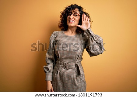 Emoties arab business vrouwen hand Stockfoto © NikoDzhi