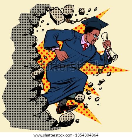 komiks · cartoon · dumny · człowiek · retro · komiks - zdjęcia stock © studiostoks