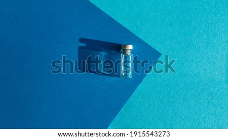 баннер коронавирус эпидемия аптека синий таблетки Сток-фото © Illia