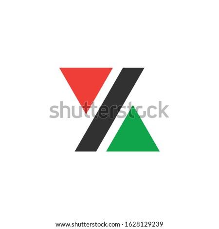 Por cento para baixo para cima design de logotipo percentagem Foto stock © kyryloff