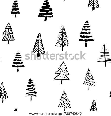Texture Noël cadeaux emballage eps10 Photo stock © LoopAll