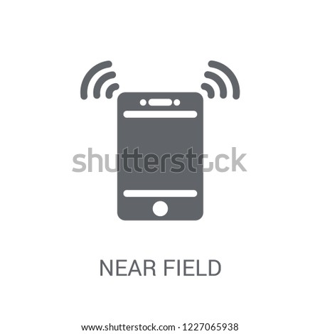 Wireless easy printing with Near Field Communication technology Stock photo © simpson33