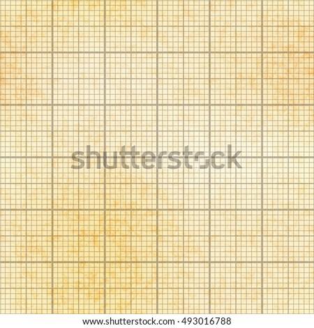 1 · ミリメートル · グリッド · 古い紙 · テクスチャ - ストックフォト © Evgeny89