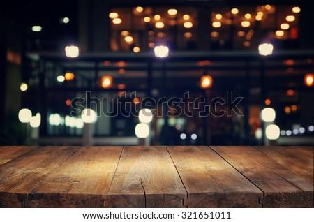étterem asztal bár kávézó bent belső Stock fotó © romvo