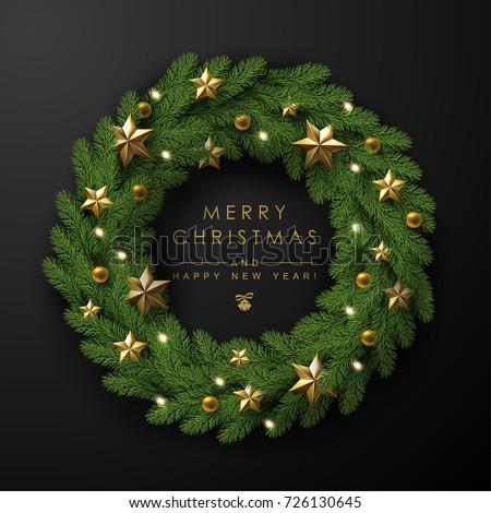 絞首刑 · クリスマス · 花輪 · シェル - ストックフォト © fisher