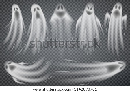 Halloween pumpkin with ghost creature horror halloween 3d illust Stock photo © Wetzkaz