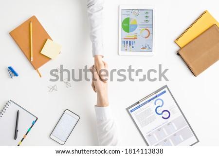 Młodych pośrednik poważny analityk laptop surfing Zdjęcia stock © pressmaster
