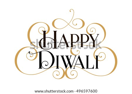 beautiful happy diwali white and gold decorative festival card d stock photo © sarts