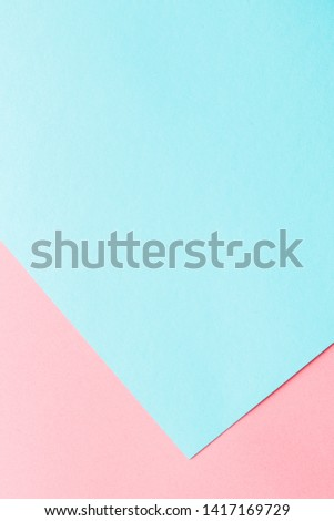 Abstract blank paper texture background, stationery mockup flatl Stock photo © Anneleven