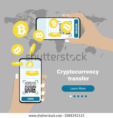 Okostelefonok dollár tranzakció operáció küld fogad Stock fotó © karetniy