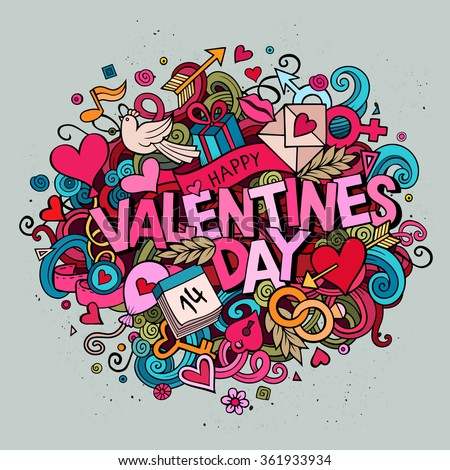 key and heart as a gift valentines day logo design vector illu stock photo © pashabo