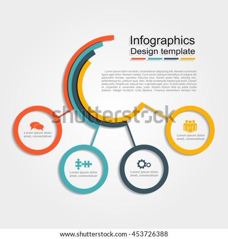 современных · Инфографика · шаги · Элементы · текста · дизайна - Сток-фото © vitek38