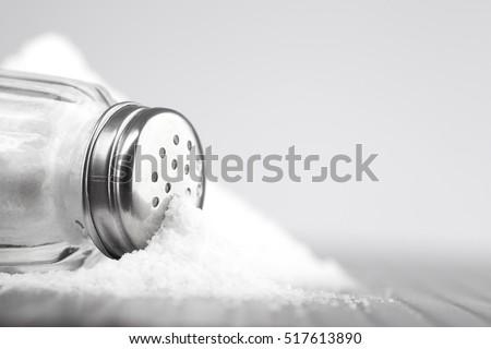 Salt Stock photo © ShawnHempel