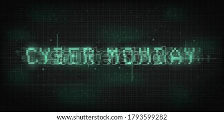 вектора черная пятница продажи веб баннер двоичный код Сток-фото © Iaroslava