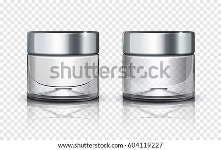 cosmetici · vetro · imballaggio · vettore · faccia · care - foto d'archivio © pikepicture
