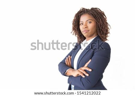 肖像 深刻 女性実業家 見える カメラ オフィス ストックフォト © diego_cervo