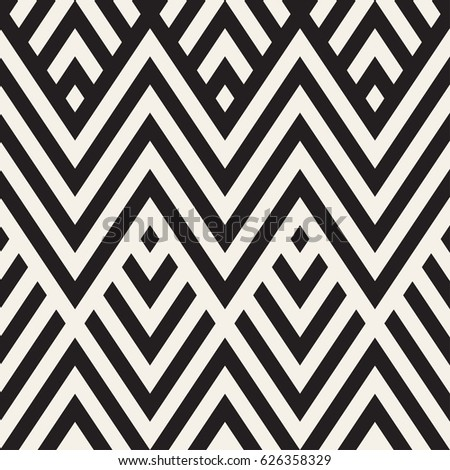 Abstract zig-zag parallelo etnica Foto d'archivio © samolevsky