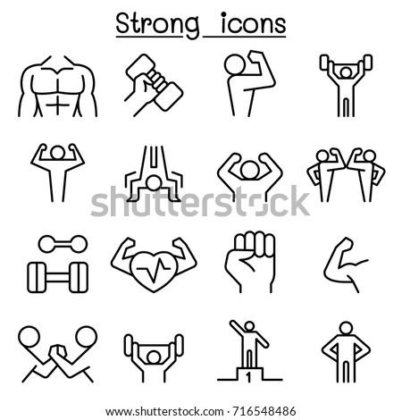Muskularny silne człowiek bohater ciało Zdjęcia stock © photocreo