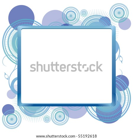 Dry Erase Message Board Blue Marker Communication Information Stock photo © iqoncept
