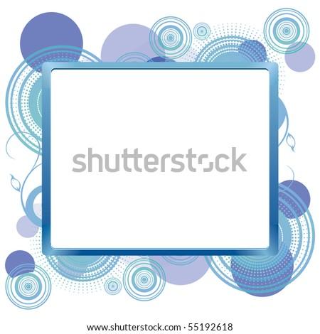 dry erase message board blue marker communication information stock photo © iqoncept